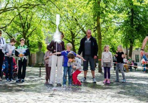 raketschieten Stadsfeesten Middelburg 2016